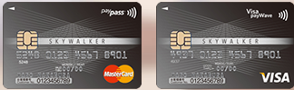 H.I.S Skywalker card