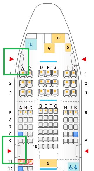 ボーイング777-300