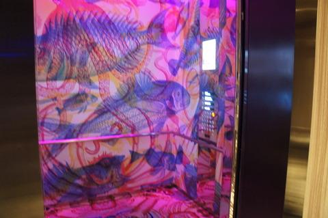 JWマリオットシンガポールエレベーター