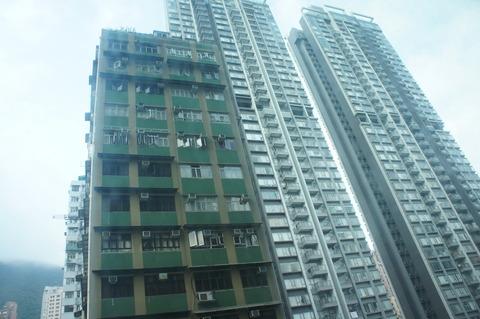 ベストウェスタン 香港