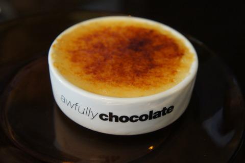ホワイトチョコレートクレームブリュレ