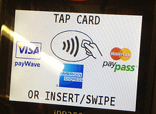 VISA Paywave Mastercard Pay Pass AMEX Express Pay端末