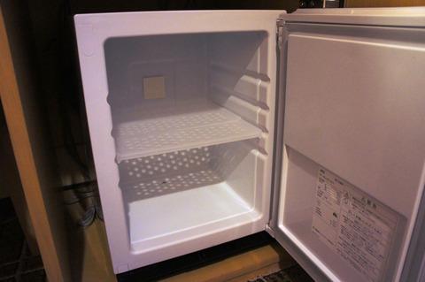 ダブルツリーbyヒルトン那覇の冷蔵庫