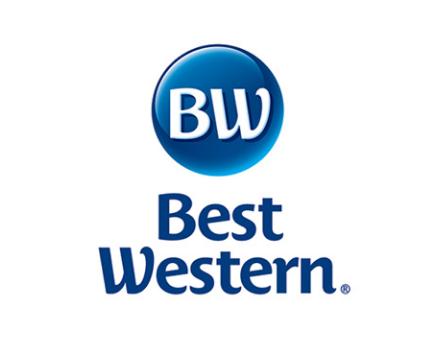 best western hotel ロゴ
