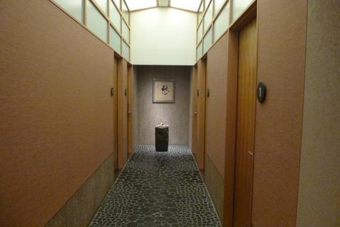 成田空港第2ターミナル・アメリカン航空・アドミラルズクラブのシャワー入口