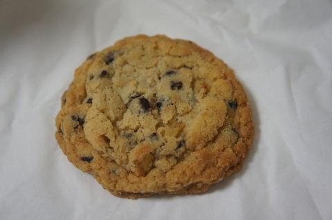 ダブルツリーbyヒルトン那覇の温かいチョコチップクッキー