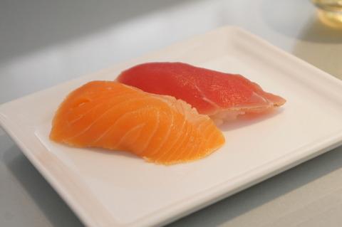 ANAラウンジ 寿司